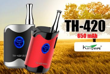 INFORMAZIONI SUL BATCH: TH-420 (Kangvape)