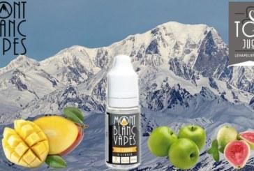REVUE / TEST : Le Cornu par Mont Blanc Vapes