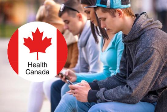 CANADÁ: estrellas de la Web para disuadir a los jóvenes de usar cigarrillos electrónicos.