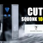 INFO BATCH : Cut Squonk 108W TC (Desire)