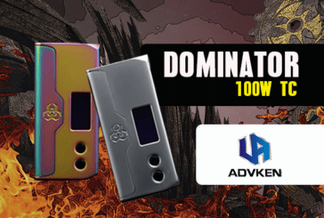 INFO BATCH : Dominator 100W TC (Advken)
