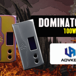 INFO BATCH : Dominator 100W TC (Advken)