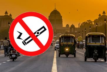 INDE : New Delhi s'apprête à interdire l'e-cigarette et le tabac chauffé.