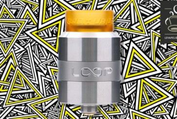 REVUE / TEST : Loop rda par Geek Vape
