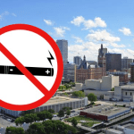 USA: The city of Milwaukee bans e-cigarettes in public places.