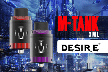 INFO BATCH : M-Tank 3ml (Desire)