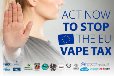 """EUROPE: A petition to say """"NO"""" to a tax on the e-cigarette!"""