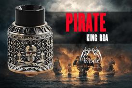INFORMACION DE BATCH: Pirate King RDA 24mm (Tecnología Riscle)
