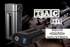 INFORMAZIONI SUL BATCH: Tac 21 (Squid Industries)