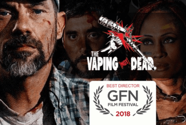 CULTURE: The Vaping Not Dead receives Best Director Award at GFN 2018.