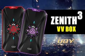 INFORMAZIONI SUL PACCHETTO: Zenith 3 VV Box (Ijoy)