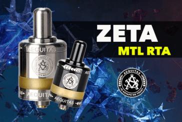 INFO BATCH : Zeta MTL RTA (Asvape)