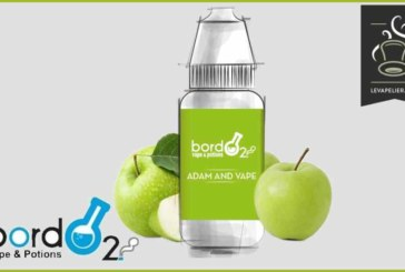 REVIEW / TEST: Adam & Vape (Classic Range) by BordO2