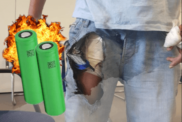 ROYAUME-UNI : Une morale aux vapoteurs après l'explosion de sa e-cigarette