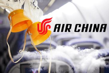 CHINE : Une défaillance d'un avion d'Air China à cause d'une e-cigarette