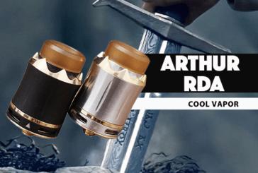 מידע נוסף: ארתור RDA (CoolVapor)