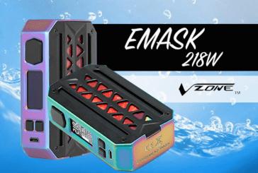 ΠΛΗΡΟΦΟΡΙΕΣ ΠΕΡΙΟΡΙΣΜΟΥ: Emask 218W (Vzone)