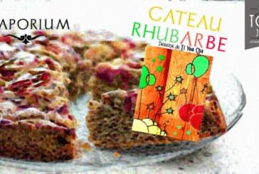 Revue / Test: עוגת ריבס על ידי Le Vaporium