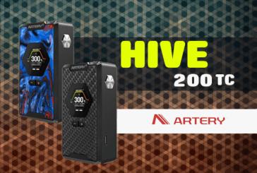 INFORMAZIONI SULLE LOTTE: Hive 200 TC (Artery)
