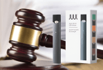 USA: User complaints against the Juul e-cigarette.