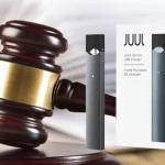 """ארה""""ב: תלונות משתמש נגד סיגריה e Juul."""