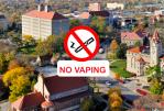 ארצות הברית: אוניברסיטת קנזס אוסרת על שימוש בסיגריות אלקטרוניות בקמפוס!