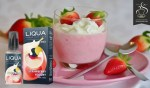 REVUE / TEST : Strawberry Yogurt (Gamme mix) par Liqua