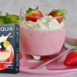 REVUE / TEST : Strawberry Yogurt (Gamme mix) par Liqua
