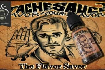 REVUE / TEST : The Flavor Saver par Stache Sauce