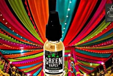 REVUE / TEST : Bollywood (Gamme Classique) par Green Vapes