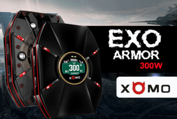 BATCH INFO: EXO-Armor 300W TC (Xomo)