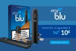 """PROMOTION -50% : La myblu pour 10 euros avec le code """"ALLEZLESBLU"""""""