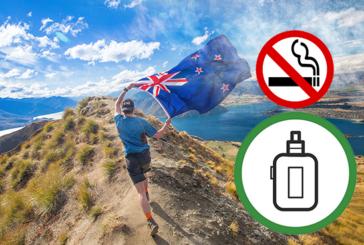 ניו זילנד: להדגיש את הסיגריה האלקטרוני יש פחות 5% של מעשנים 2025.