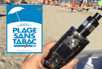 FRANCE: After smoking, the e-cigarette is increasingly banned on the beaches.