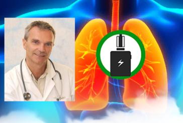 ETUDE : L'e-cigarette peut aider les patients atteints de maladie pulmonaire obstructive chronique.
