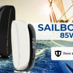 INFO BATCH : Sailboat 85W (Think Vape)
