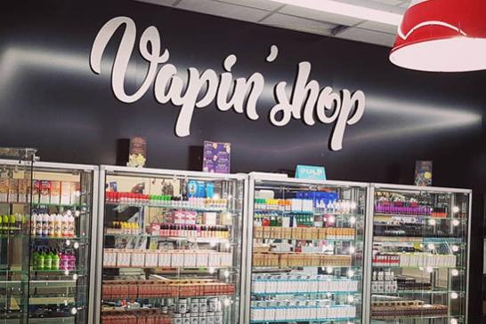 FRANCE : Vapin'Shop, un label indépendant dédié au vapotage pour les buralistes.
