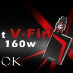 REVIEW / TEST: V-FIN KIT by smok