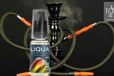 REVUE / TEST : Shisha Mix (Gamme Mix) par Liqua