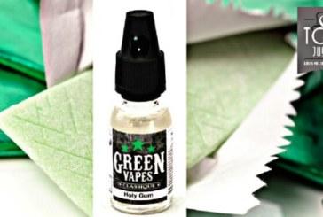 REVUE / TEST : Holy Gum (Gamme Classique) par Green Vapes