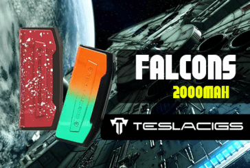 INFO BATCH : Falcons 2000 mAh (Teslacigs)