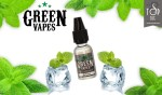 REVUE / TEST: Holy Ice (Classical Range) by Green Vapes