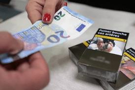 FRANCE : Des recettes fiscales sur le tabac qui rapportent plus que prévu !