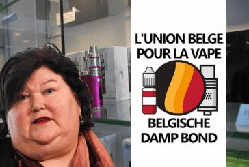 בלגיה: האיחוד הבלגי עבור Vape מתמודד עם הגזירה המלכותית על סיגריה אלקטרונית!