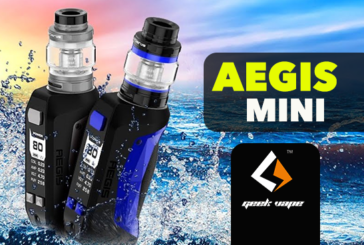 INFO BATCH : Aegis Mini 2200mAh (GeekVape)