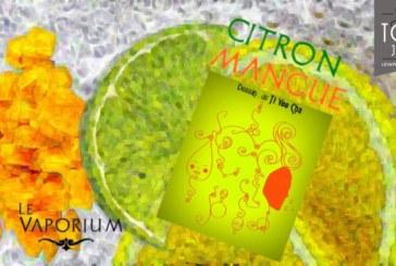 REVUE / TEST: Lemon - Mango (Haiku Range) by Le Vaporium
