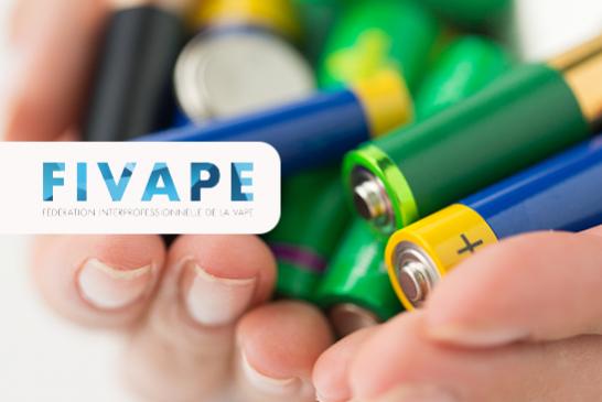 ECOLOGIE : La Fivape signe un partenariat avec l'éco-organisme Screlec