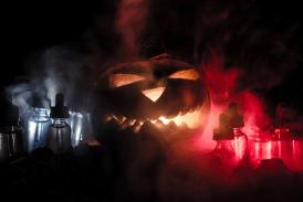 TALKING E-JUICE: Какие электронные жидкости подходят для Хэллоуина?