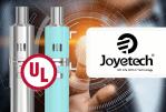 טכנולוגיה: Joyetech, יצרנית הסיגריות האלקטרוניות הראשונה שקיבלה אישור UL 8139.