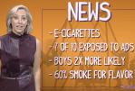 """ארצות הברית: Kidcast, תוכנית שמודיעה להורים על """"הסכנות"""" של סיגריות אלקטרוניות"""